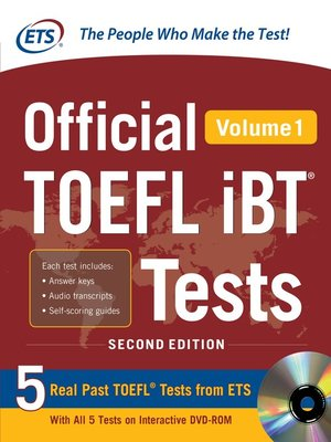 TOEFL TEST E-BOOKS FROM LIBRARY EBOOK DOWNLOAD
