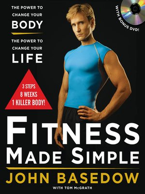 cover image of Fitness Made Simple