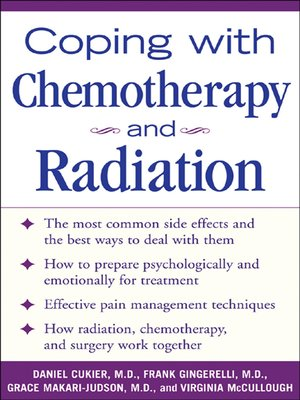 cover image of Coping With Chemotherapy and Radiation Therapy