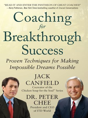 cover image of Coaching for Breakthrough Success