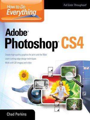cover image of How to Do Everything Adobe® Photoshop® CS4