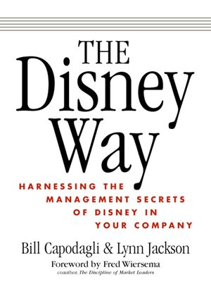 cover image of The Disney Way