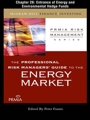 cover image of Entrance of Energy and Environmental Hedge Funds