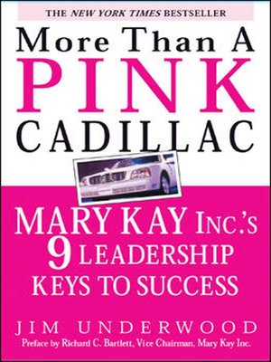 cover image of More Than a Pink Cadillac