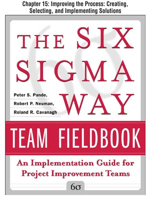 cover image of Improving the Process