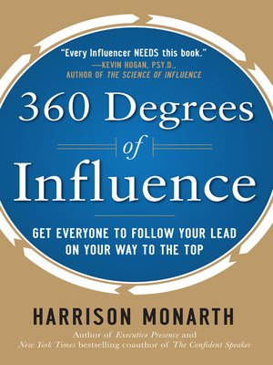 cover image of 360 Degrees of Influence