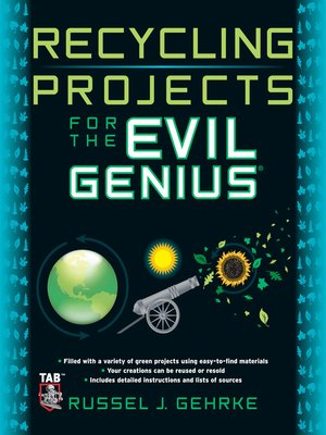 50 green projects for the evil genius pdf