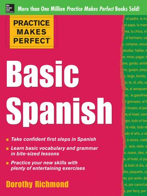 cover image of Basic Spanish