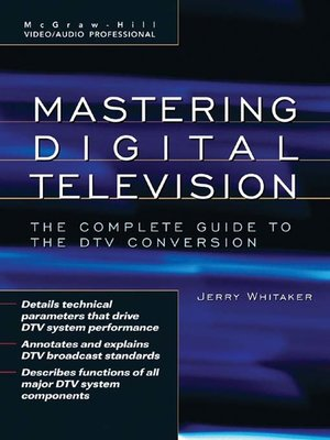cover image of Mastering Digital Television
