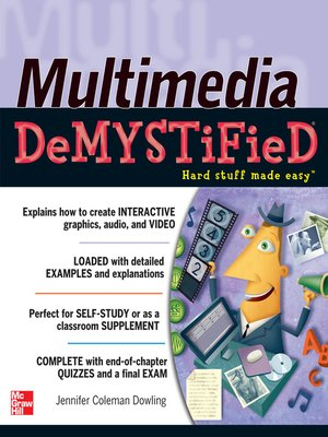 cover image of Multimedia Demystified