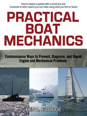 cover image of Practical Boat Mechanics