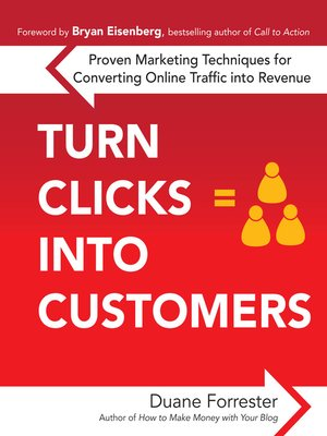 cover image of Turn Clicks Into Customers