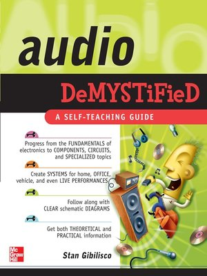 cover image of Audio Demystified