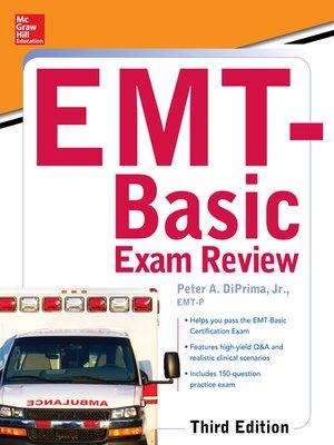 cover image of EMT-Basic Exam Review