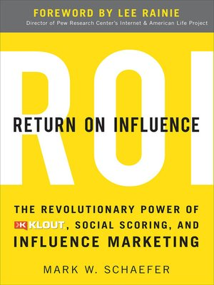 cover image of Return on Influence