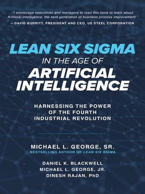 cover image of Lean Six Sigma in the Age of Artificial Intelligence