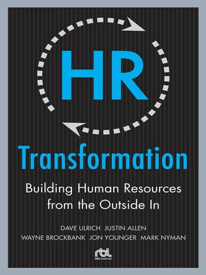 cover image of HR Transformation