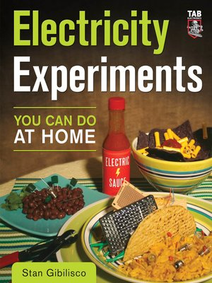 cover image of Electricity Experiments You Can Do At Home