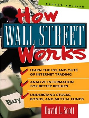 cover image of How Wall Street Works
