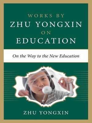 cover image of On the Way to the New-Style Education