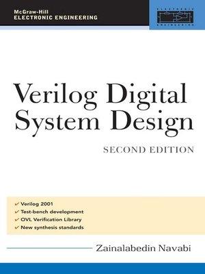verilog digital system design 2nd edition zainalabedin navabi solution manual