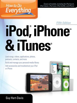 cover image of How to Do Everything iPod, iPhone & iTunes