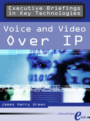 cover image of Voice and Video Over IP