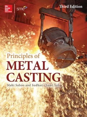 cover image of Principles of Metal Casting
