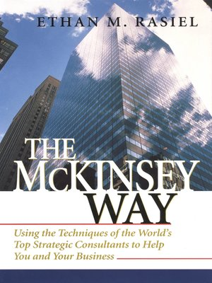 cover image of The McKinsey Way