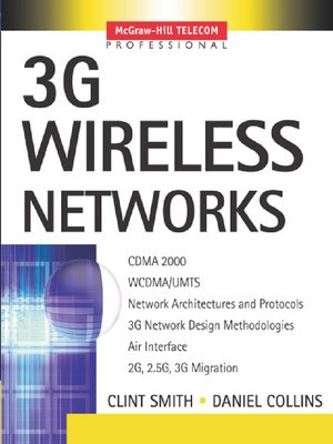 3G WIRELESS NETWORKS EPUB DOWNLOAD