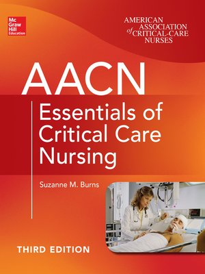 cover image of AACN Essentials of Critical Care Nursing