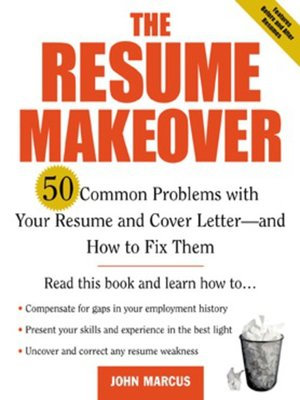 cover image of The Resume Makeover