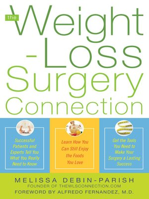 cover image of The Weight-Loss Surgery Connection
