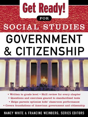 cover image of Citizenship & Civics Government