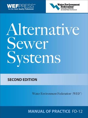 cover image of Alternative Sewer Systems FD-12