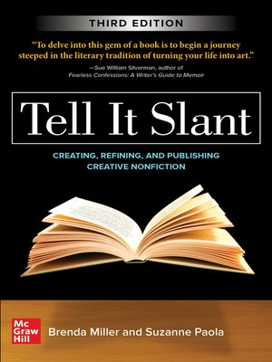 cover image of Tell It Slant