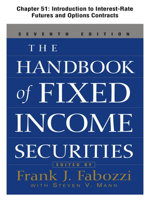 cover image of Introduction to Interest-Rate Futures and Options Contracts