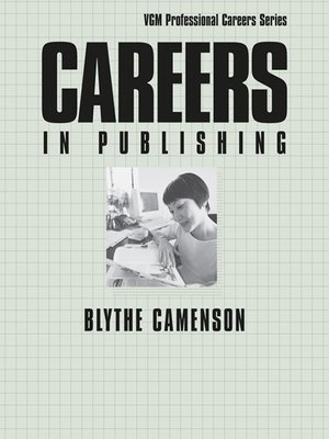 cover image of Careers in Publishing