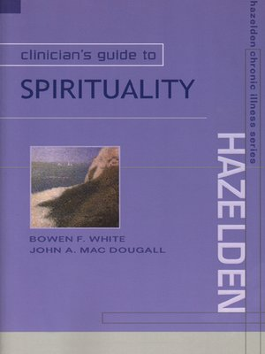 cover image of Clinician's Guide to Spirituality