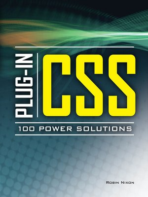 cover image of Plug-In CSS