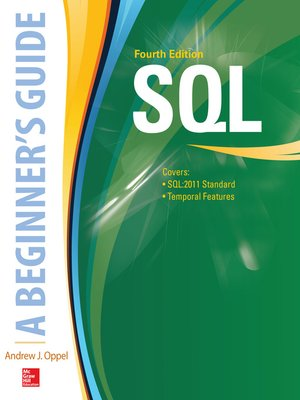cover image of SQL