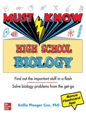 cover image of Must Know High School Biology