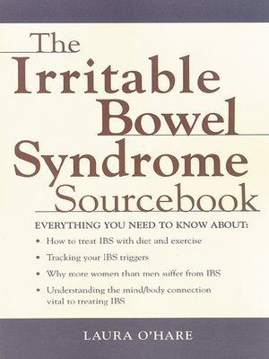 cover image of The Irritable Bowel Syndrome Sourcebook