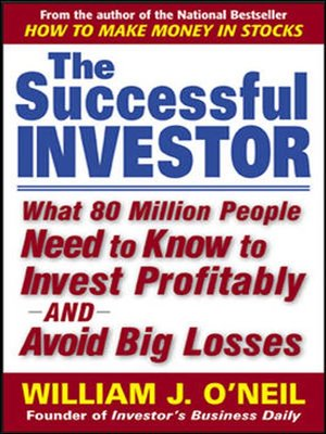 cover image of The Successful Investor