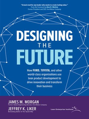 cover image of Designing the Future