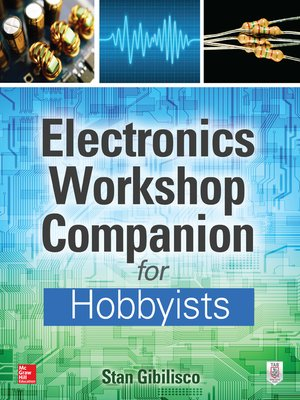 cover image of Electronics Workshop Companion for Hobbyists