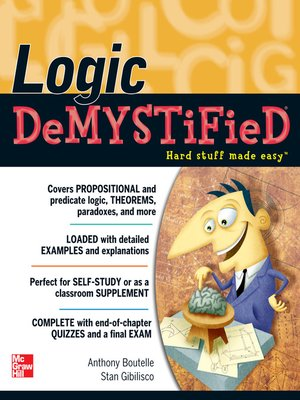 cover image of Logic DeMYSTiFied