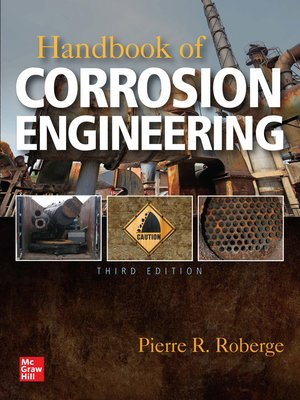 cover image of Handbook of Corrosion Engineering