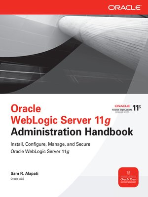 Oracle weblogic 11g admin guide 2.