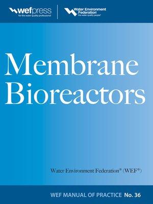 cover image of Membrane BioReactors